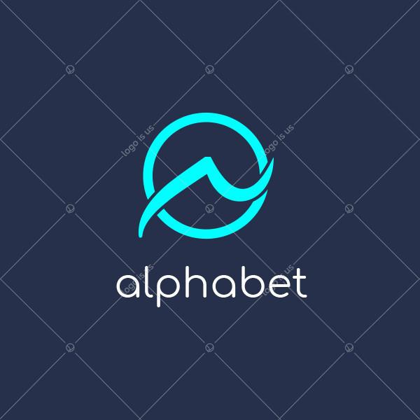 Alphabet Letter Logo