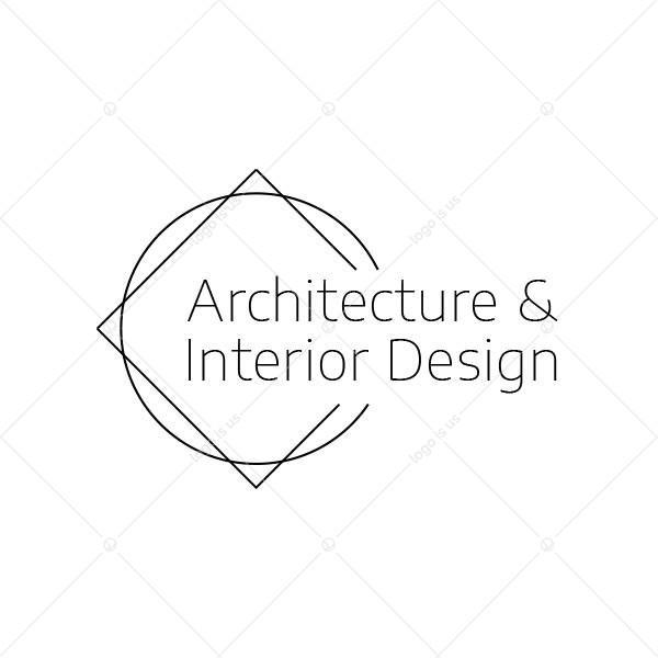 Architecture & Interior Design Logo