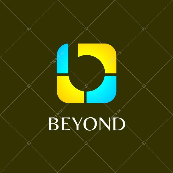 Beyond Square B Logo