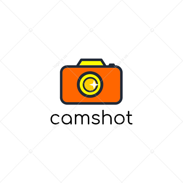 Camera Cool Logo