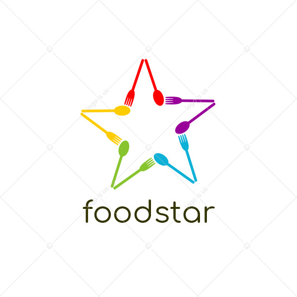Food Star Logo
