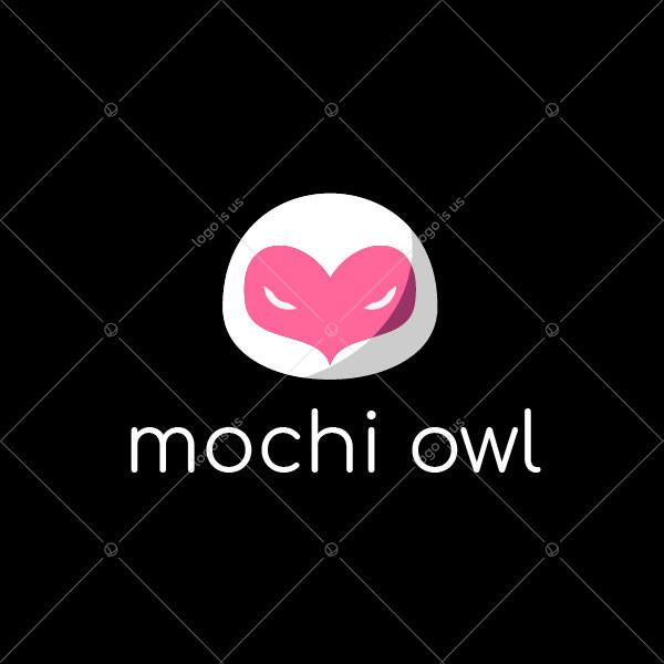 Mochi Owl Logo
