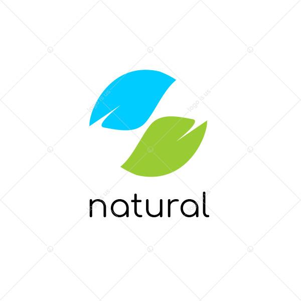 Natural Leaves Logo