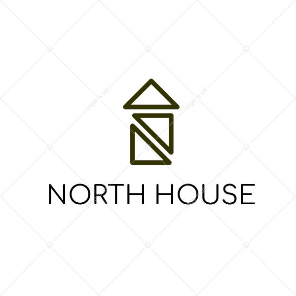 Vorth House Letter N Logo