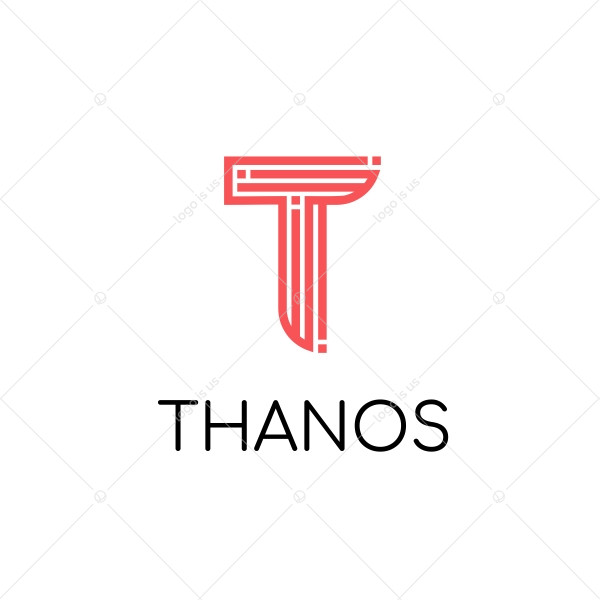 Thanos Logo