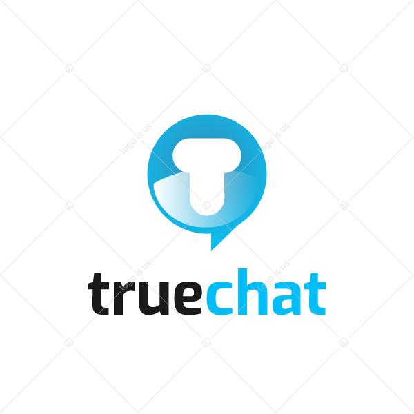 TrueChat Logo