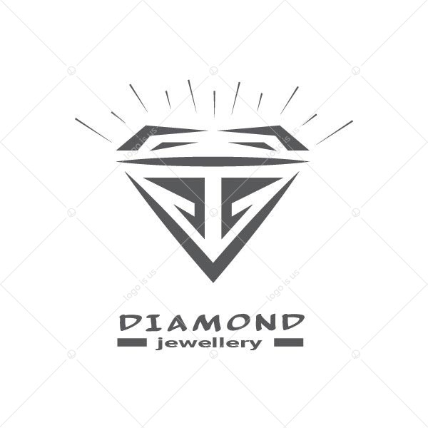 Diamond Jewellery Logo