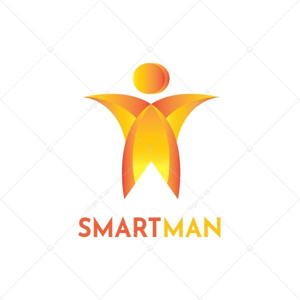 Smart Man Logo
