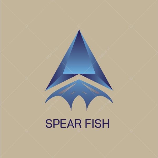 Spear Fish Logo