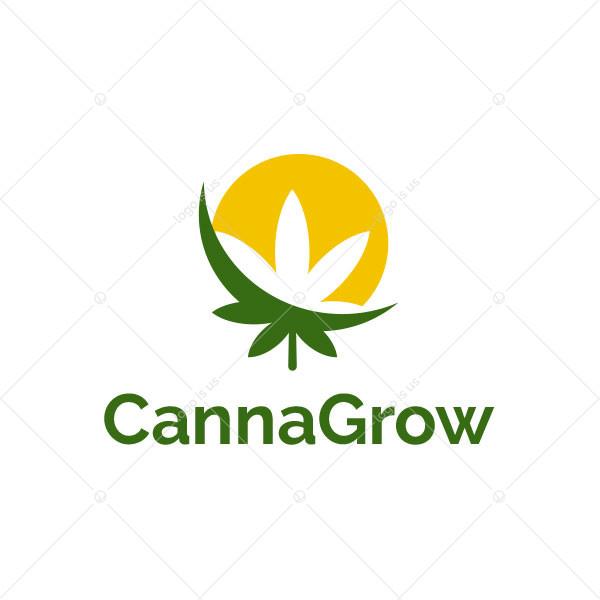 CannaGrow Logo