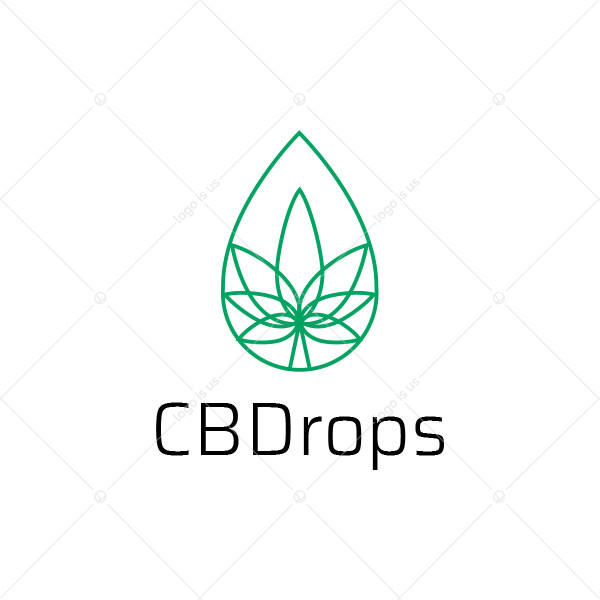 CBDrops Logo