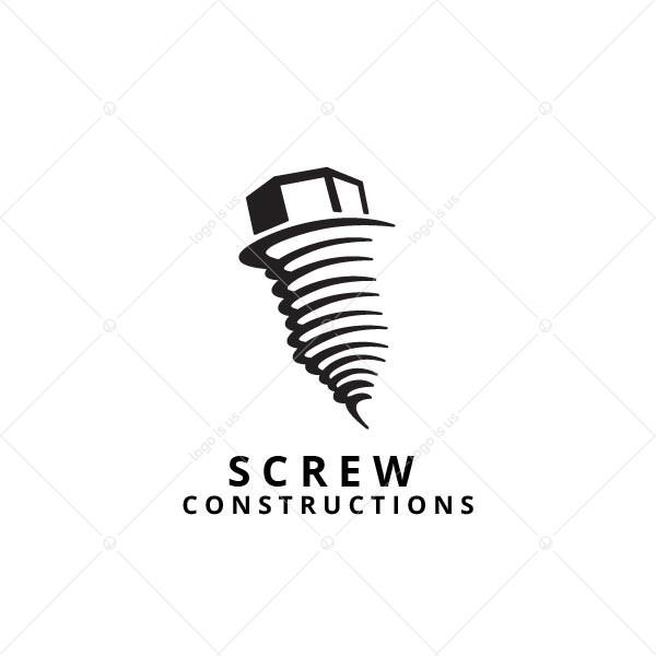 Screw Constructions Logo