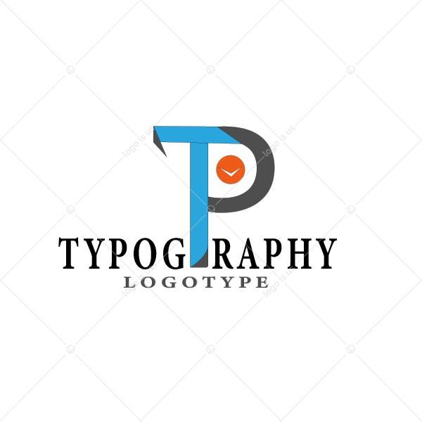 Typography Letter logo