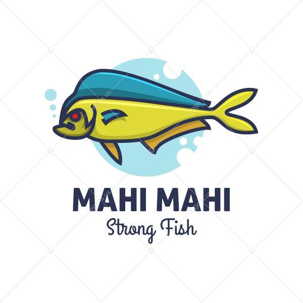 Mahi Mahi Logo
