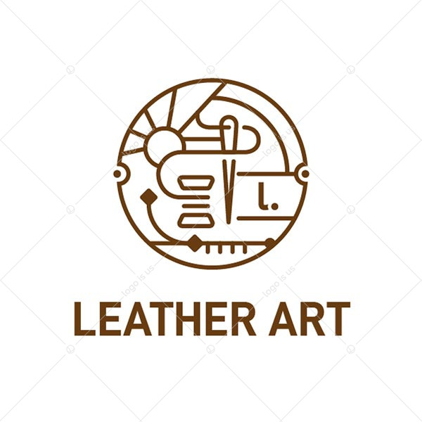 Leather Art Logo