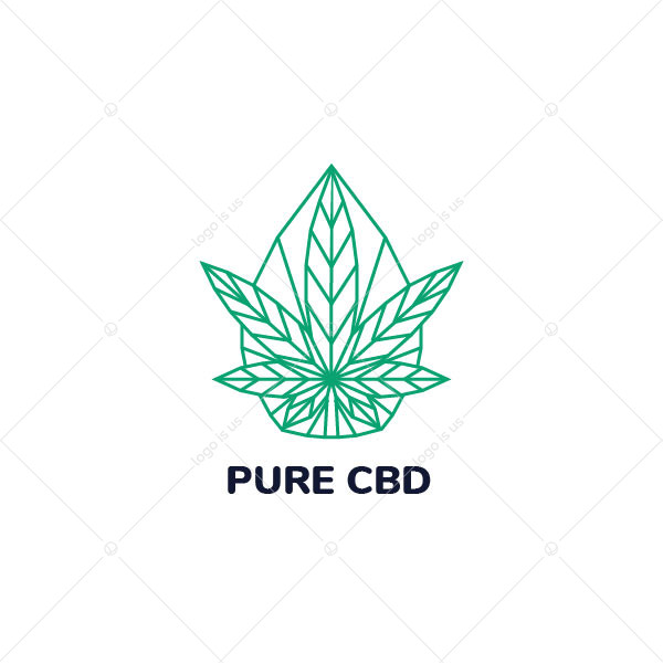 Pure CBD Logo