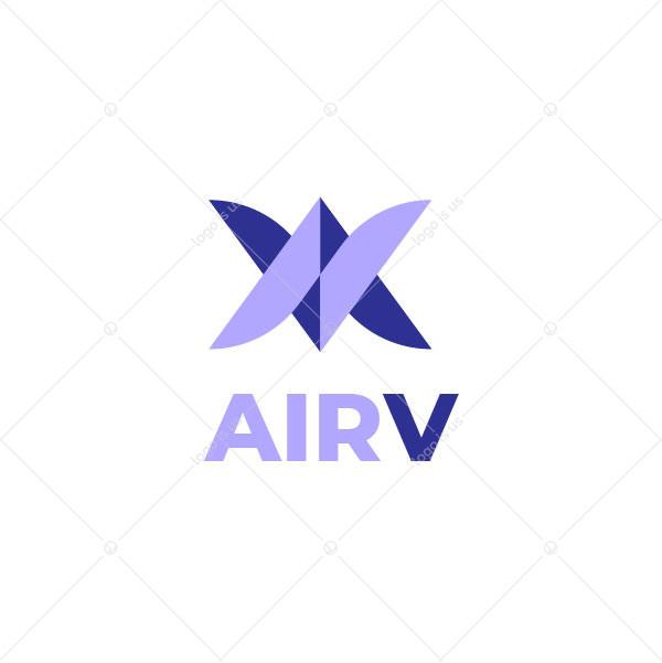 Air V Logo