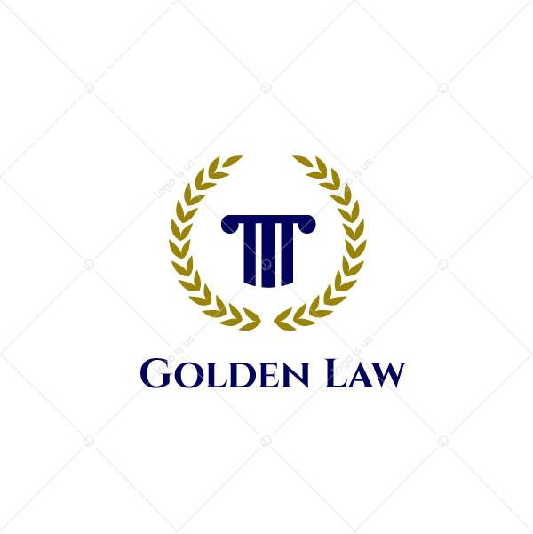 Golden Law Logo