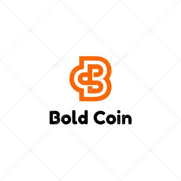 Bold Coin CB BC Logo
