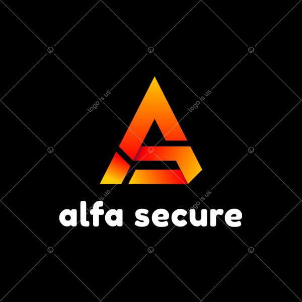 Alfa Secure Logo
