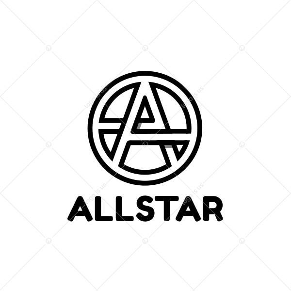 Allstar a Logo