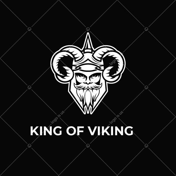 King Of Viking Logo