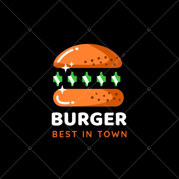 Burger Glow Logo