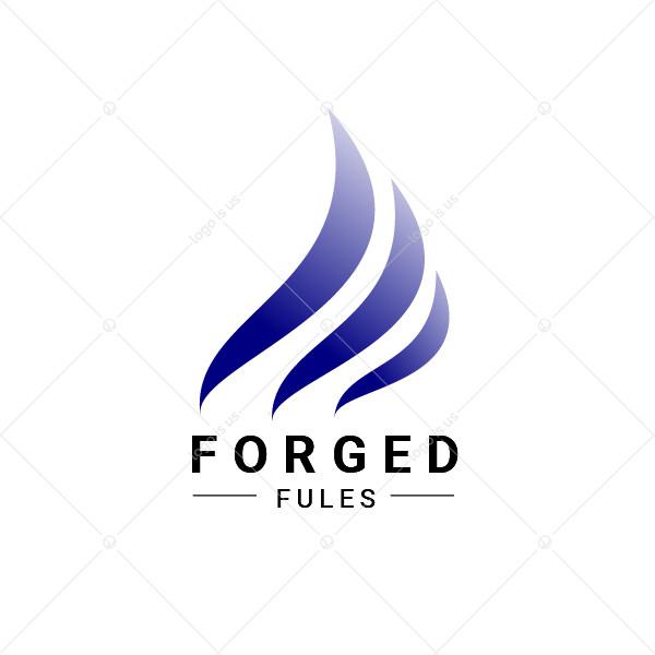 Forged Fuel Logo