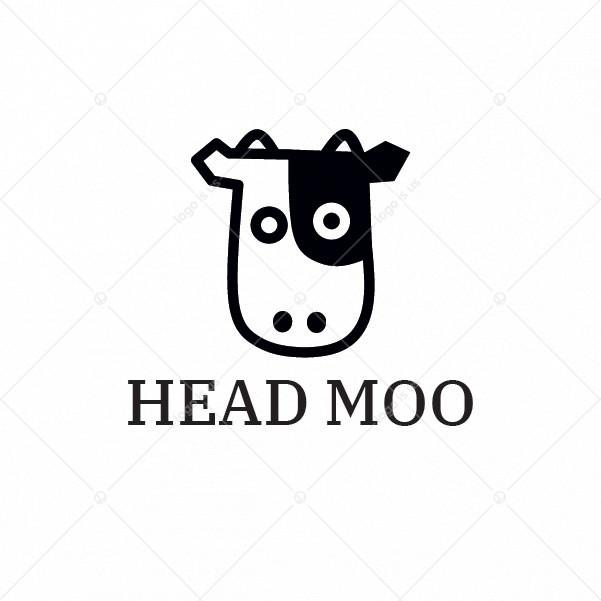 Head Moo Logo