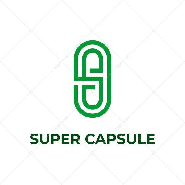 Super Capsule Logo