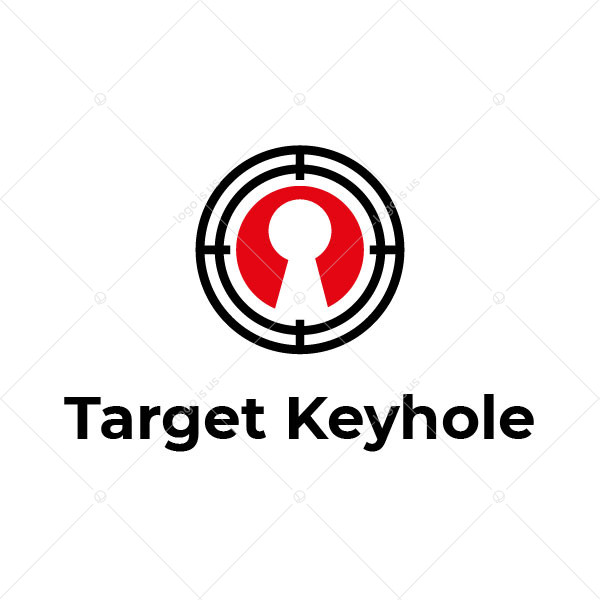 Target Keyhole Logo