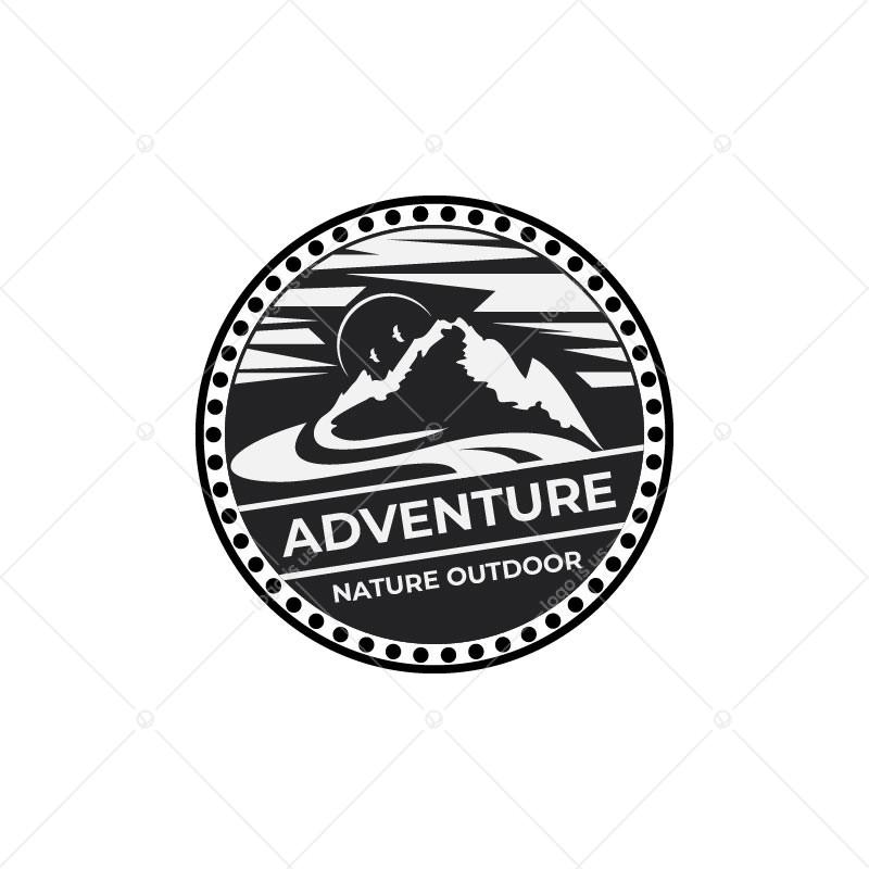 Adventure Nature Outdoor Logo