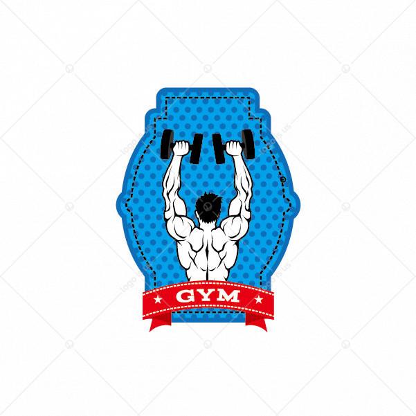 Gym Sport Logo