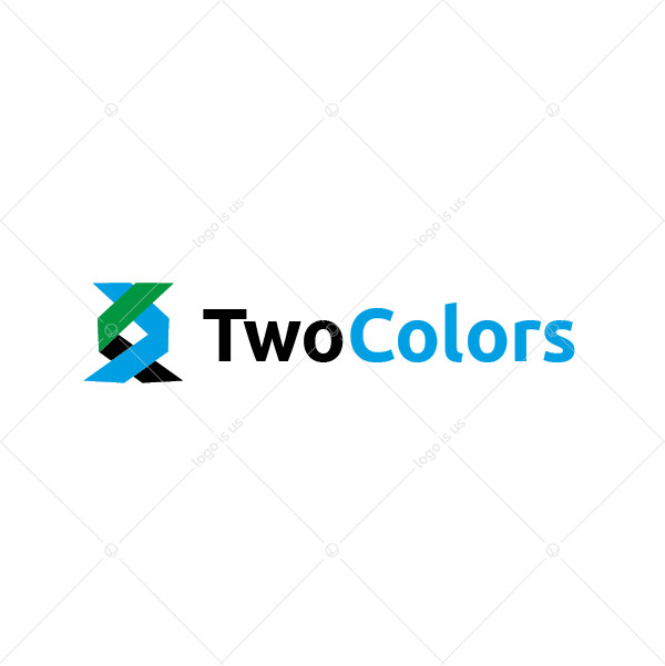 Two Colors Logo