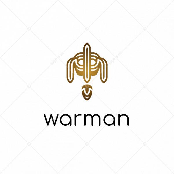 Warrior Mask Logo