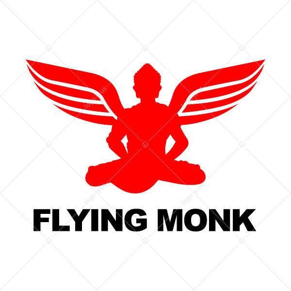 Flying Monk Logo