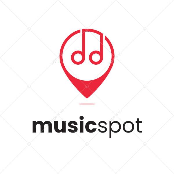 Music Spot Logo