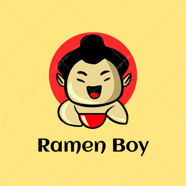 Sumo And Ramen Logo