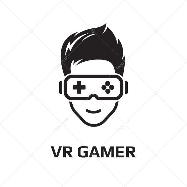 Vr Gamer Logo