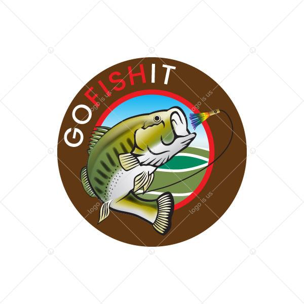 Go Fish It Logo