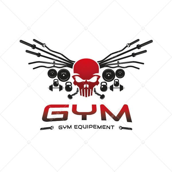Gym Equipements Logo