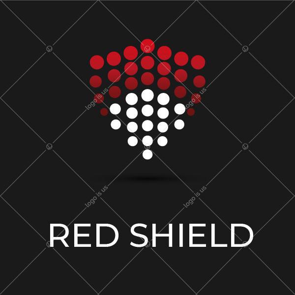 Modern Shield Logo