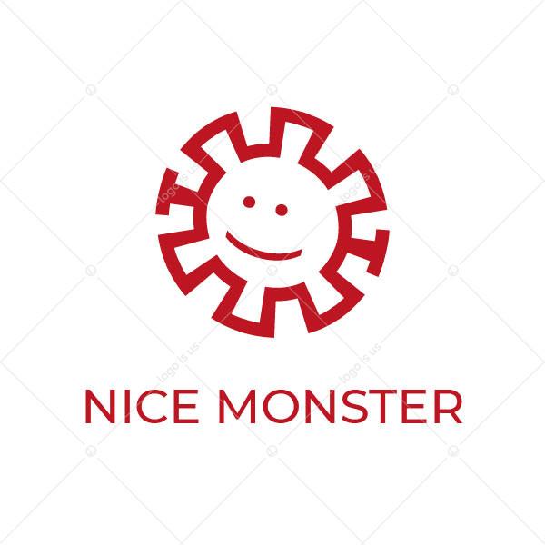 Nice Monster Logo
