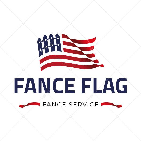 American Fencing Company Logo