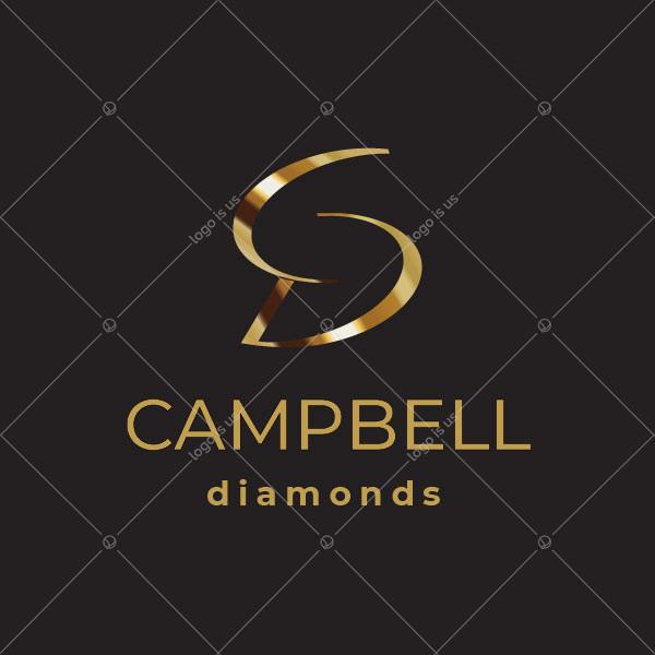 Letters Cd Logo