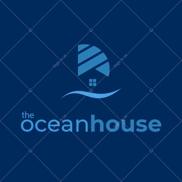 The Ocean House Logo