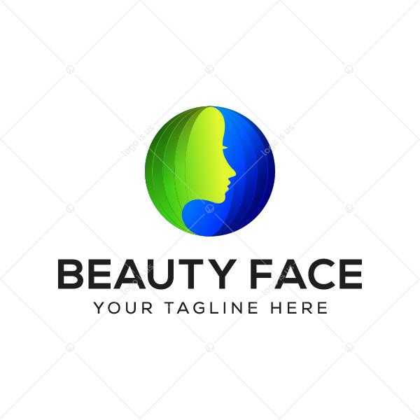 Beauty Face Logo