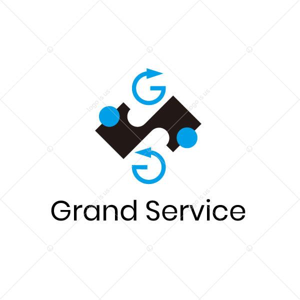 Grand Service Logo