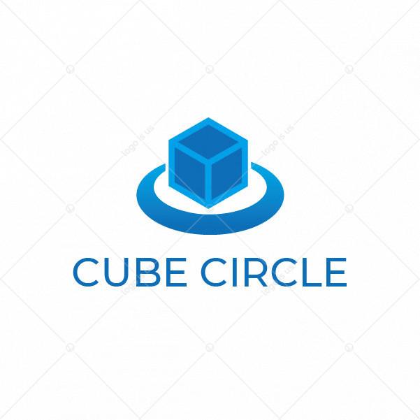 Cube Circle Logo