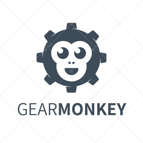Gera Monkey Logo